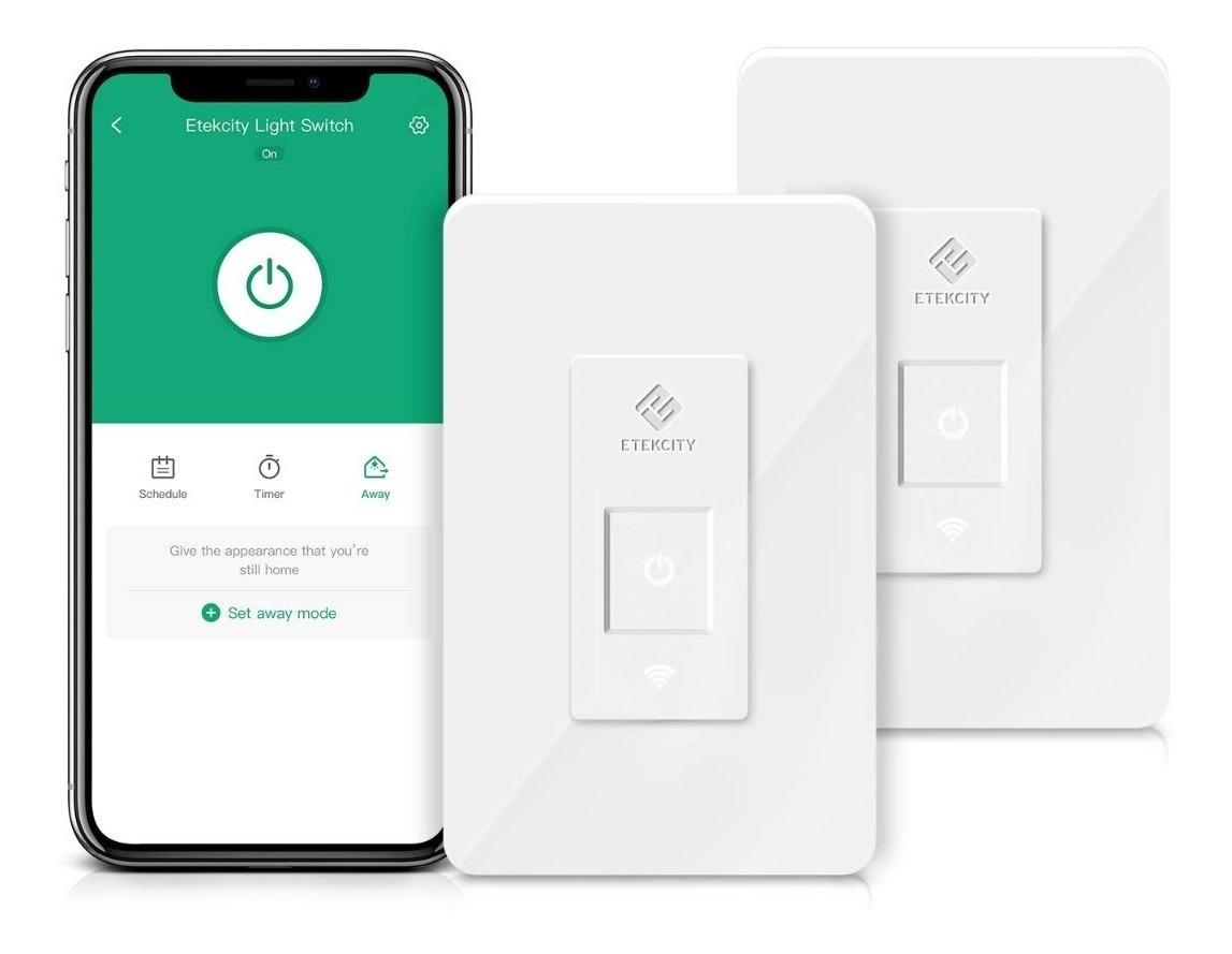 interruptor de luz con wifi