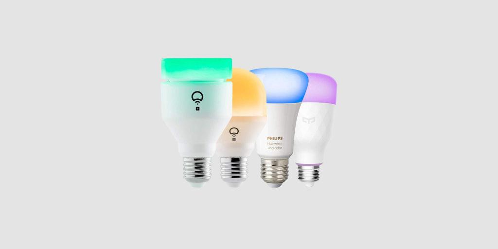 MoKo WiFi LED Bombilla Inteligente GU10 5W L/ámpara LED Bombilla Regulable RGB+Luz Blanco C/álido+Fr/ío App Funciona con Alexa Echo SmartThings Google Home para Control de Fon/ética Temporizador